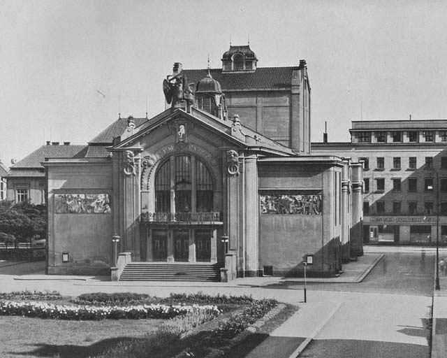 Pardubice v architektuře 20. a 21. století