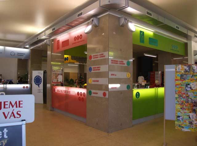 Cestovní ruch / cestovní ruch / informační centrum