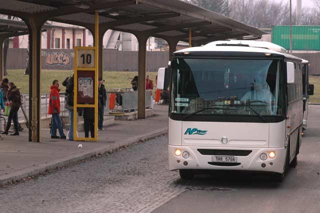 Cestovní ruch / doprava / autobusová doprava